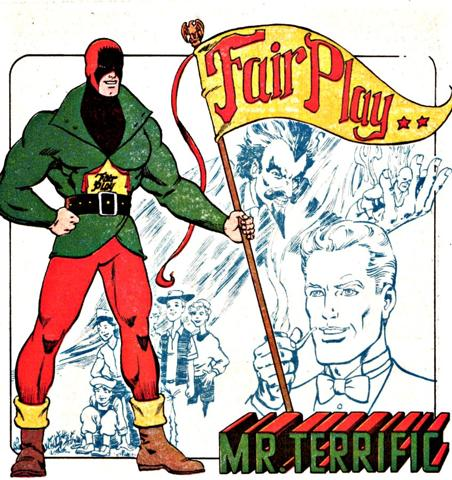 Mister Terrific by DC Comics