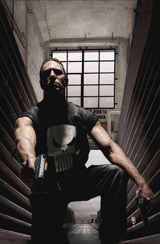 The Punisher by Marvel Comics