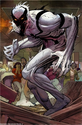 Anti-Venom by Marvel Comics