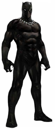 Black Panther by Marvel Comics