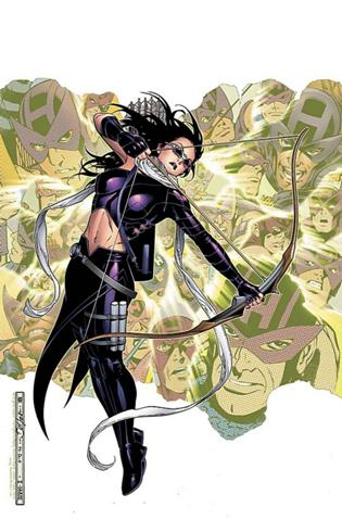 Kate Bishop by Marvel Comics
