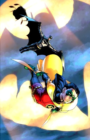 Damian Wayne by DC Comics