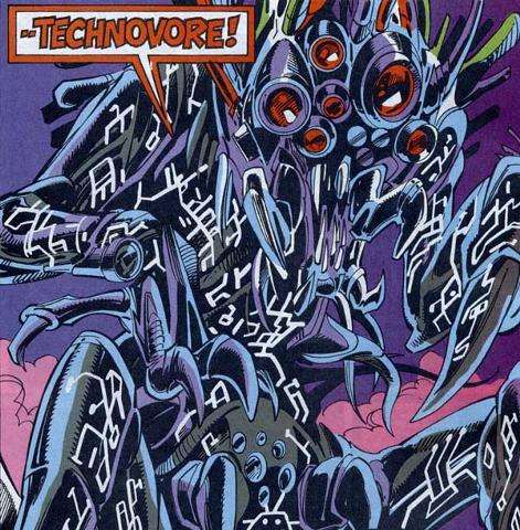 Technovore by Marvel Comics