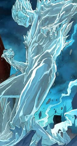 Iceman by Marvel Comics
